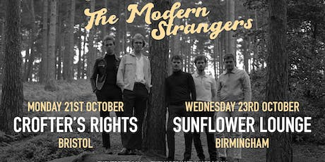 The Modern Strangers (Sunflower Lounge, Birmingham) tickets