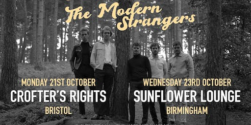 The Modern Strangers (Sunflower Lounge, Birmingham)