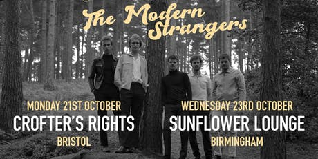The Modern Strangers (Crofter's Rights, Bristol) tickets