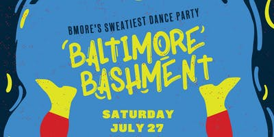 Baltimore Bashment! Vol. 2 Dancehall, Soca & Afrobeat Dance Party