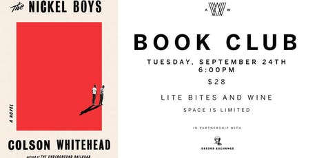 Armature Works Book Club - September 24th tickets