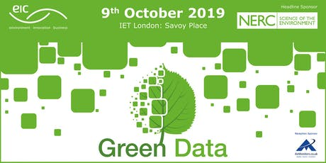 Green Data Conference 2019 tickets