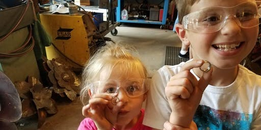 Lil kids coin ring workshop