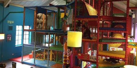 Wacky Warehouse August Family Group tickets