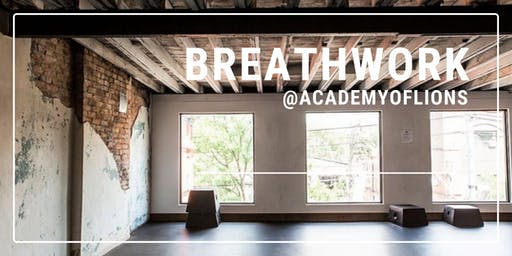 Breathwork at Academy of Lions