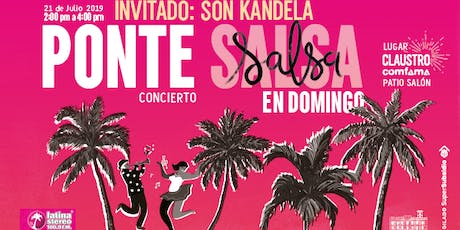 Ponte salsa tickets