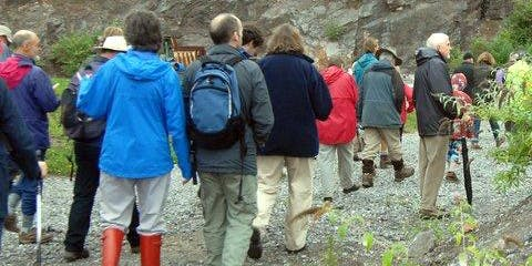 Exploring Fairy Cave Quarry Walk with Armchair Caving Talk