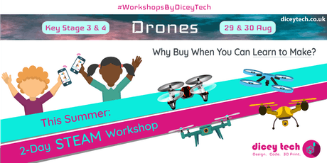 2-day Drone-Building Workshop tickets