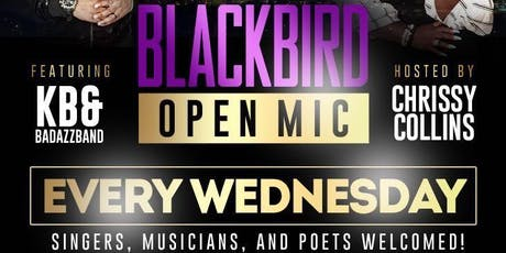 The Downtown Jam - Every Wednesday at Blackbird tickets