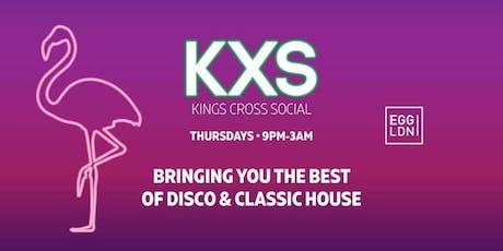 Kings Cross Social & Friends Pres: Lunar Events - Troglodyte Disco tickets