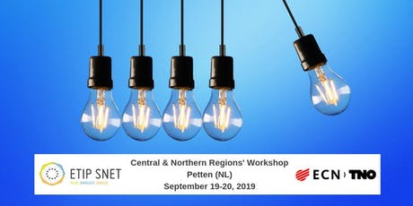 ETIP SNET Central & Northern Regions' Workshop tickets