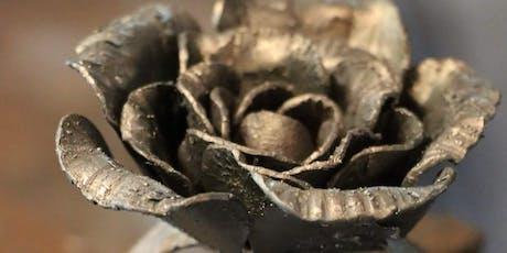 Beginner Blacksmith flower build tickets
