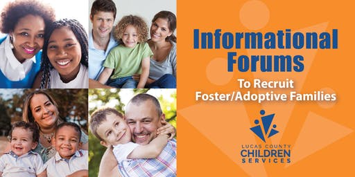 Informational Forums — To Recruit Foster/Adoptive Families
