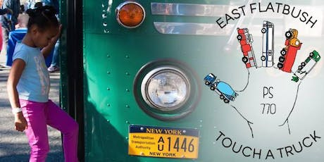 East Flatbush Touch A Truck tickets