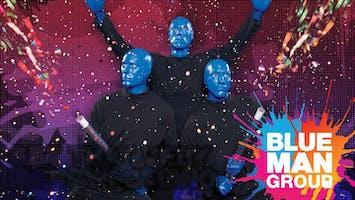 Blue Man Group Boston