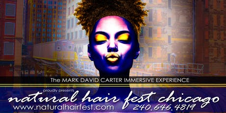 NATURAL HAIR FEST CHICAGO FALL 2019 tickets