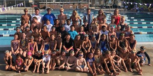 Fletcher Swim Team 2019 Award Celebration
