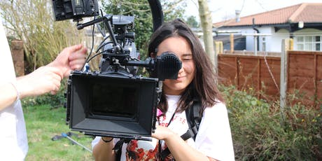 Film Summer School: 5 day taster club for students aged 15+ tickets