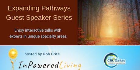 InPowered Living - Edgar Cayce & Past Lives - Guest Speaker: Shelley Kaehr tickets