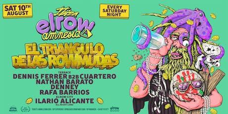 elrow Ibiza 10/8/19 entradas
