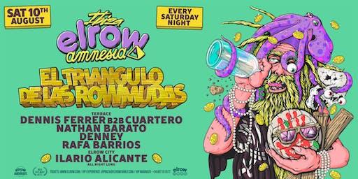 elrow Ibiza 10/8/19