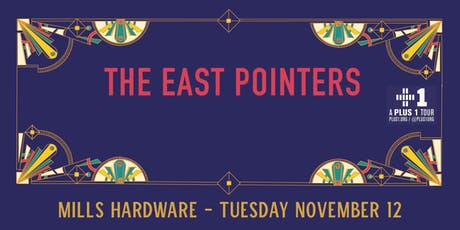The East Pointers tickets