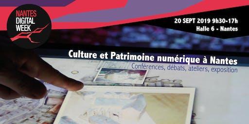 Culture et Patrimoine numérique à Nantes