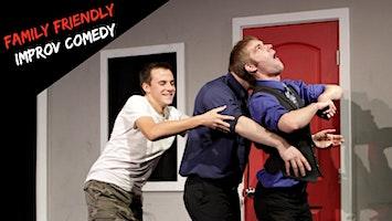 Family-Friendly Improv Comedy Show