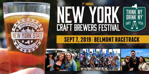 New York Craft Brewers Festival: Long Island - 9/7/19
