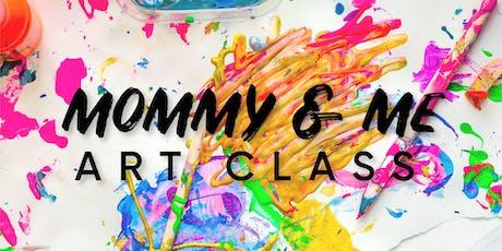 Mommy & Me Art Class tickets