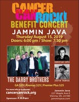 Cancer Can Rock feat. The Darby Brothers + Christian Lopez + Justin Trawick