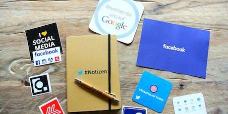 Workshop Berlin: Erfolgreich Gründen - Marketing & Kommunikation Tickets