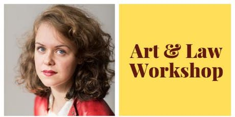Professional Development Series: Art & Law Workshop, Part 2: Copyrights tickets