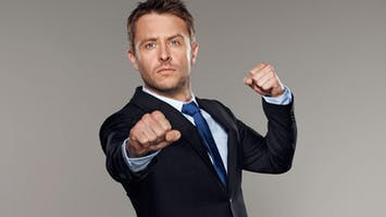 Comedian Chris Hardwick