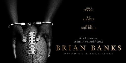 Brian Banks Film Screening - Baltimore