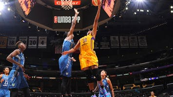 WNBA Basketball: Los Angeles Sparks