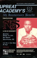 Upbeat Academy's 5th Anniversary Benefit Featuring NAS