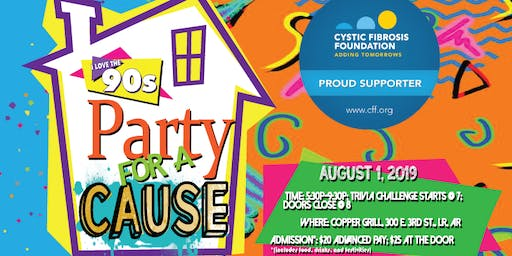 """""""I Love The '90s"""" Party For A Cause"""