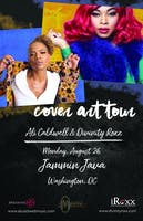 Cover Art Tour with Ali Caldwell + Divinity Roxx