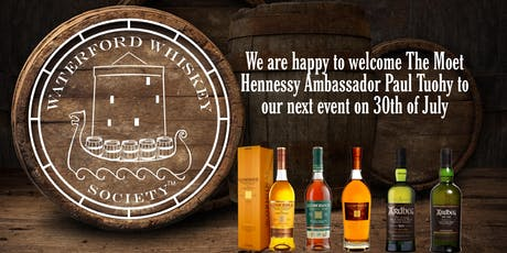 Scottish Whisky tasting with Waterford Whiskey Society tickets