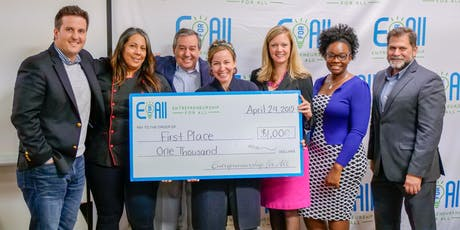 Smarter in the City Pitch Contest in partnership with EforAll and Roxbury Innovation Center tickets