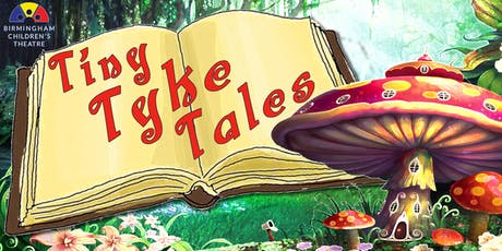 Tiny Tyke Tales: Anything is Possible! tickets