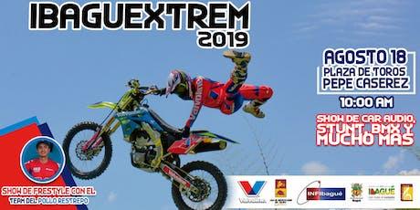 IBAGUEXTREM 2019 entradas