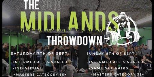 Midlands Throwdown- Teams