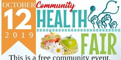 Tarpon Springs Community Health Fair