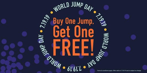 Jump for Free on World Jump Day