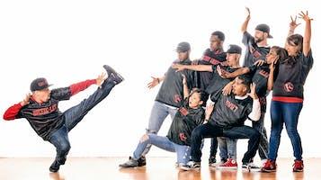 "Versa-Style Dance Company: ""ORIGINS of Hip-Hop"""