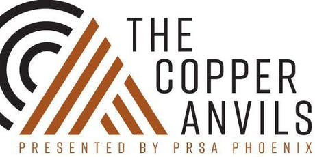 2019 PRSA Phoenix Copper Anvil Awards Ceremony tickets