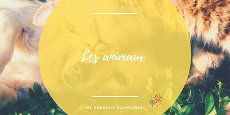 My Frenchy Playgroup - le 19/07 ( Rembrandt Park) billets