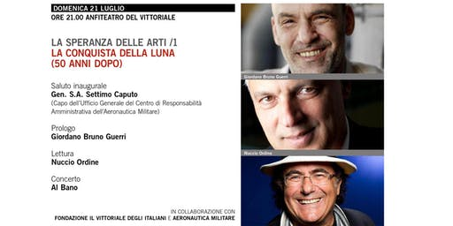 LA SPERANZA DELLE ARTI/1 - LA CONQUISTA DELLA LUNA (50 ANNI DOPO)
